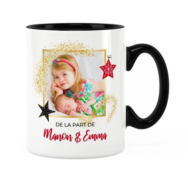 Cadeau mamie pour noël | Idée cadeau mug mamie au top