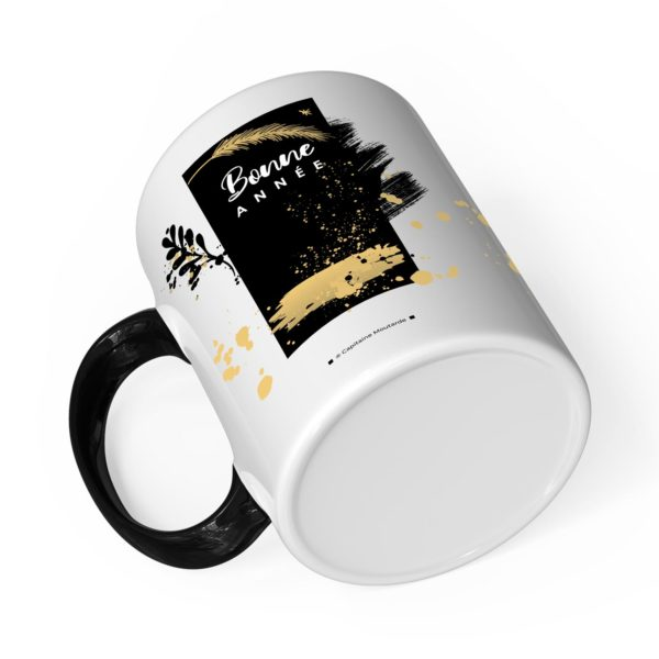 Cadeau parrain pour noël | Idée cadeau mug photo et prénom