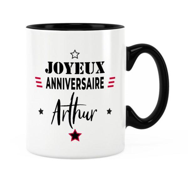 Cadeau d'anniversaire | Idée cadeau mug pour anniversaire