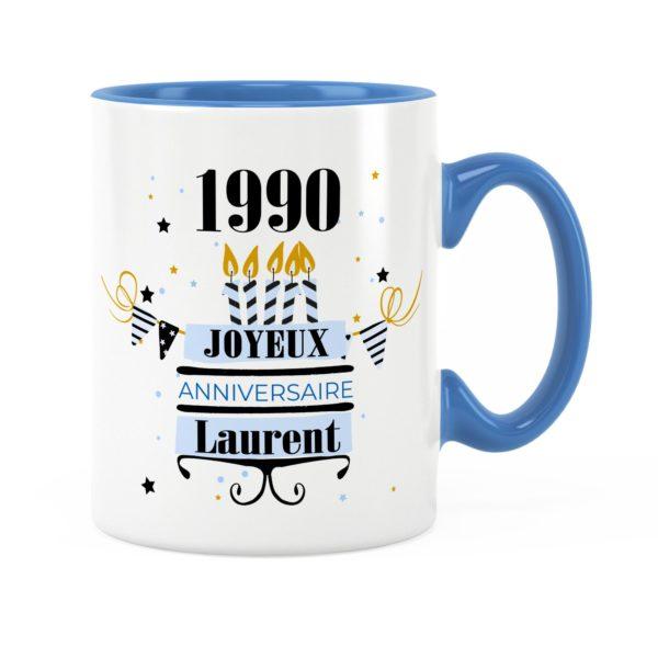 Cadeau anniversaire | Idée cadeau mug joyeux anniversaire