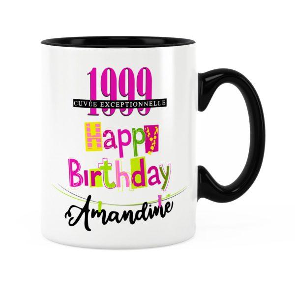 Cadeau anniversaire | Idée cadeau de mug anniversaire fille