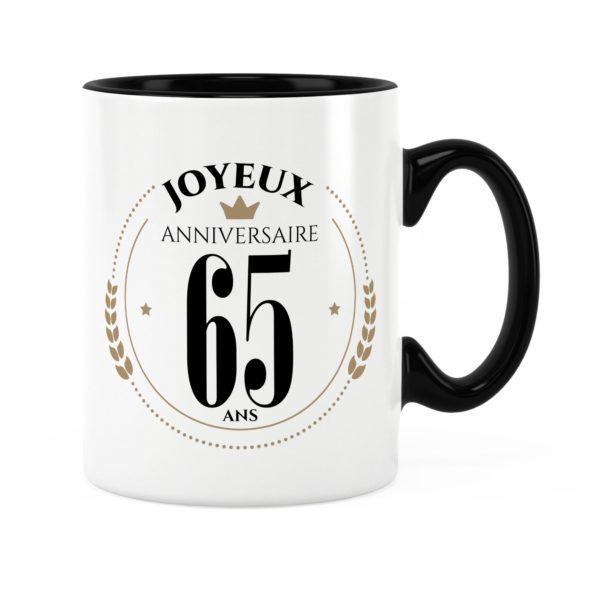 Cadeau d'anniversaire | Idée cadeau de mug anniversaire