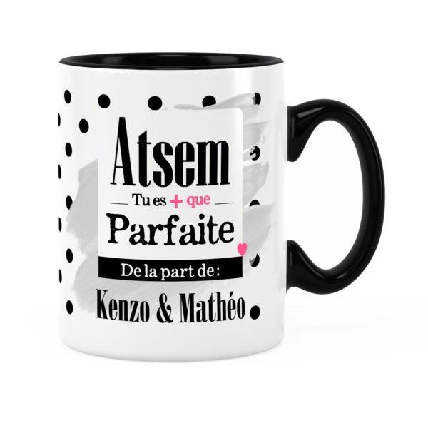 Cadeau atsem | Idée cadeau de mug pour une atsem parfaite