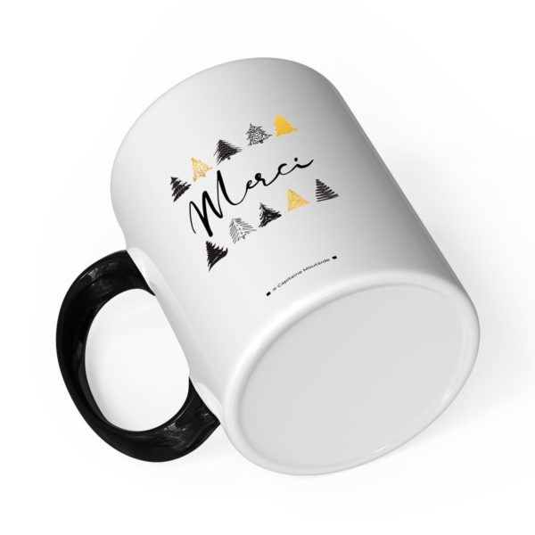 Cadeau noël avs | Idée cadeau mug avs joyeux noël avec prénom