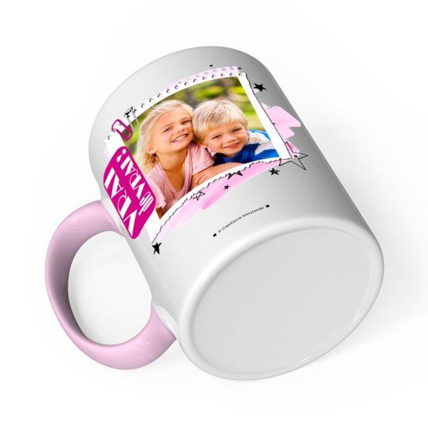 Cadeau avs | Idée cadeau mug élue meilleure avs du monde