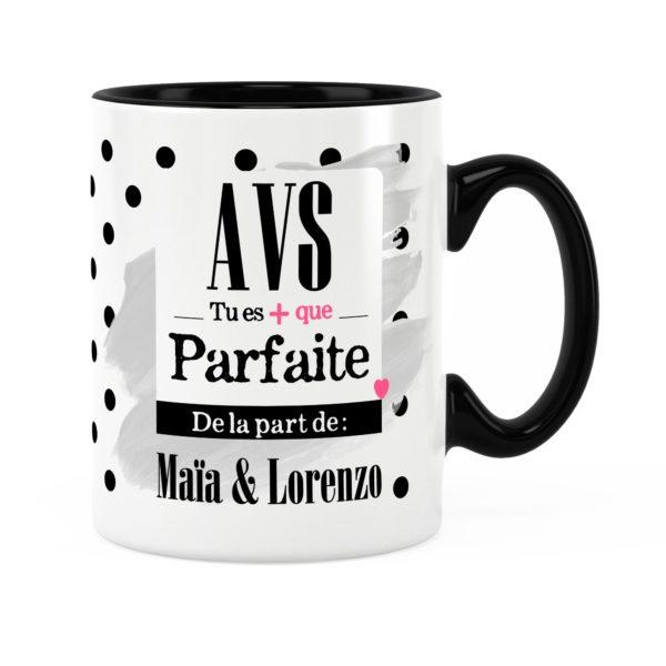 Cadeau pour avs | Idée cadeau de mug pour une avs parfaite