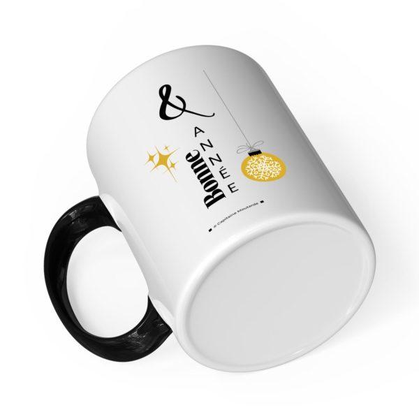 Cadeau beau-père   Idée cadeau mug de noël avec prénom