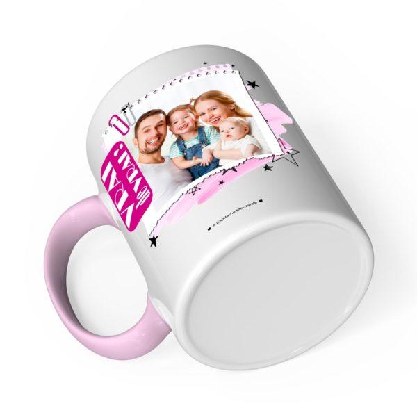Cadeau belle-mère | Idée cadeau mug belle-mère avec prénomidée cadeau de noël pour belle-mère