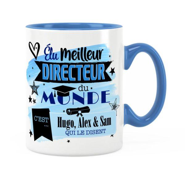 Cadeau directeur | Idée cadeau de mug meilleur directeur