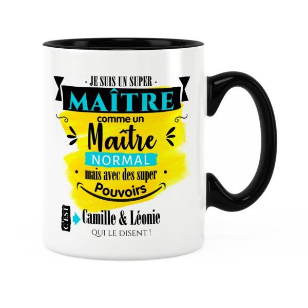 Cadeau pour maître | Idée cadeau mug pour un super maître