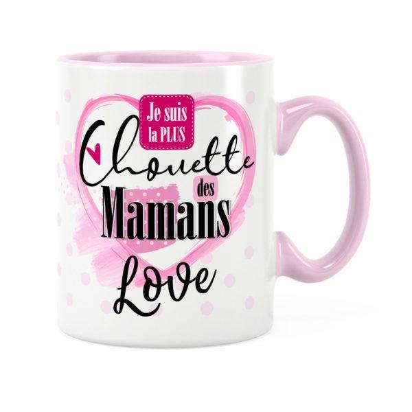 Cadeau maman | Idée cadeau mug la plus chouette des mamans