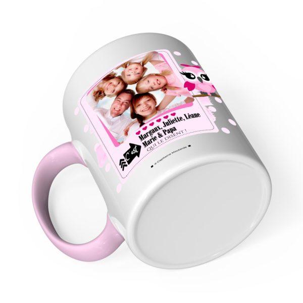 Cadeau mamie | Idée cadeau mug la plus chouette des mamies