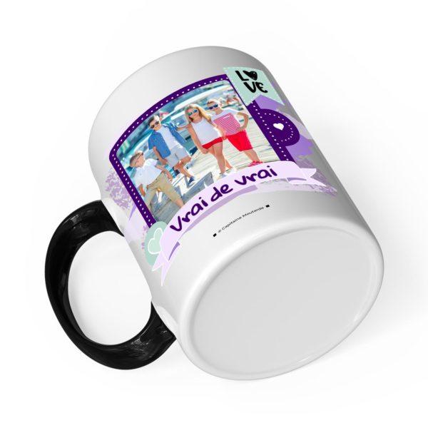 Cadeau mamie | Idée cadeau mug prénom mamie elle déchire