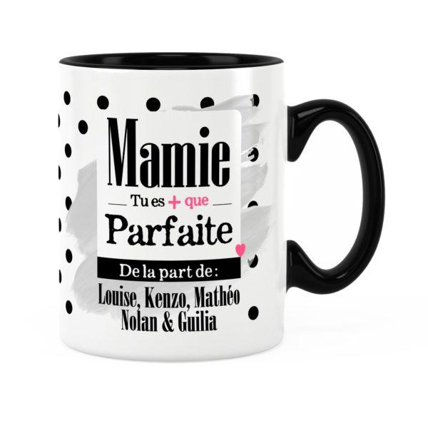Cadeau mamie | Idée cadeau de mug prénom mamie parfaite