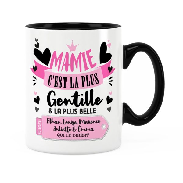 Cadeau mamie | Idée cadeau de mug mamie la plus gentille