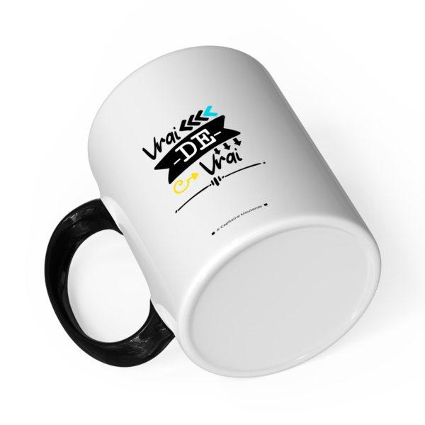 Cadeau mamie | Idée cadeau de mug avec prénom super mamie