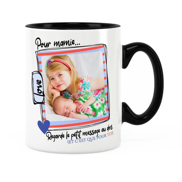 Cadeau mamie | Idée cadeau mug prénom mamie que pour toi