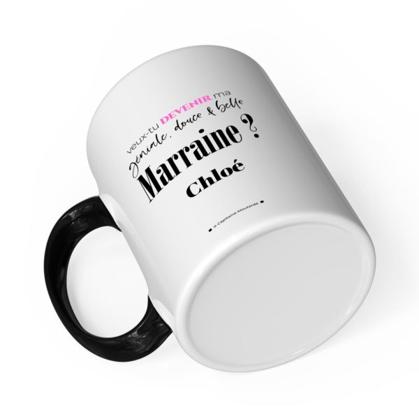 Cadeau marraine | Idée cadeau mug douce et belle marraine