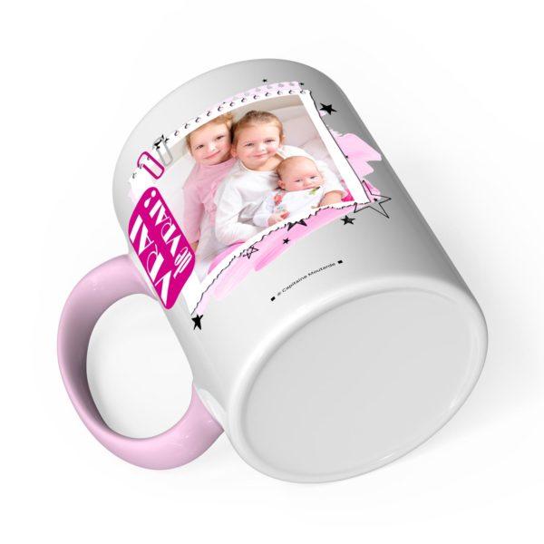 Cadeau nounou | Idée cadeau mug meilleure nounou du monde