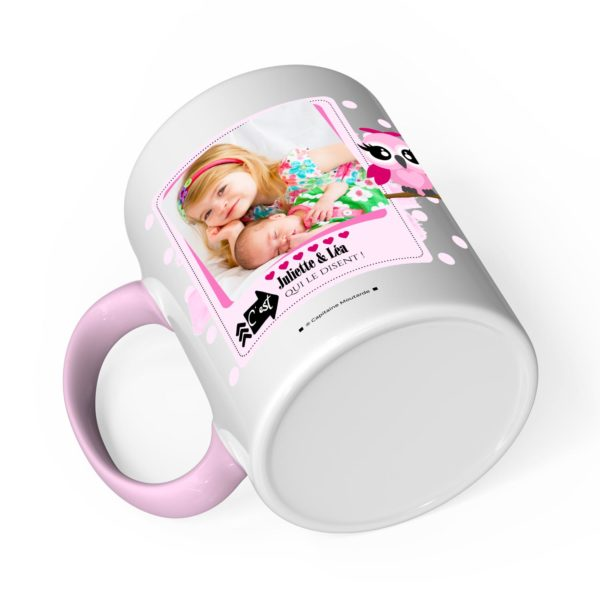 Cadeau nounou | Idée cadeau mug la plus chouette nounou
