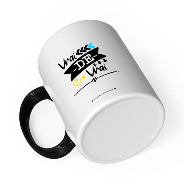 Cadeau papa | Idée cadeau mug prénom papa super pouvoirs
