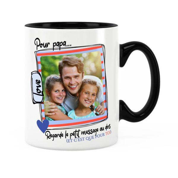 Cadeau papa | Idée cadeau de mug papa rien que pour toi