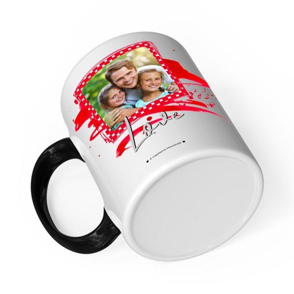 Cadeau noël pour papa | Idée cadeau mug noël chouette papa