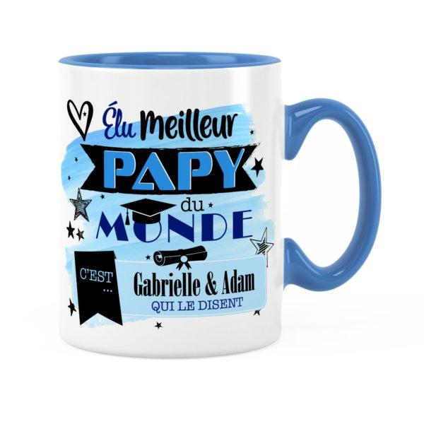 Cadeau papy | Idée cadeau de mug meilleur papy du monde