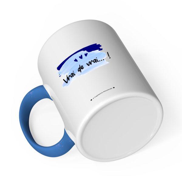 Cadeau papy | Idée cadeau de mug avec prénom papy génial