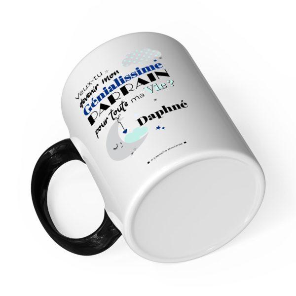 Annonce parrain | Idée cadeau mug annonce parrain génialissime