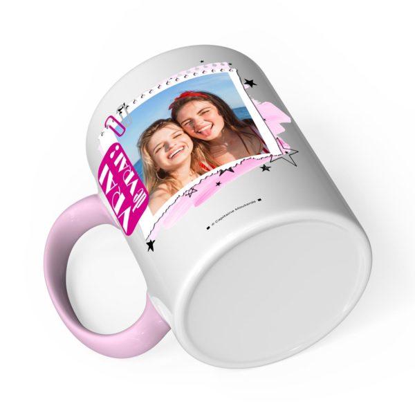 Cadeau petite-sœur | Idée cadeau de mug meilleure sœur