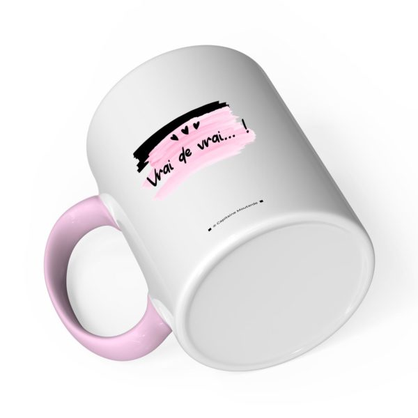 Cadeau petite-sœur | Idée cadeau mug prénom sœur géniale