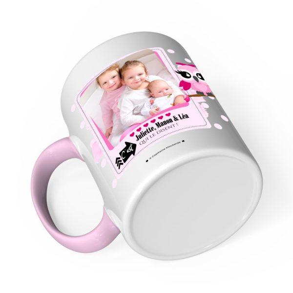 Cadeau tata | Idée cadeau mug prénom la plus chouette tata