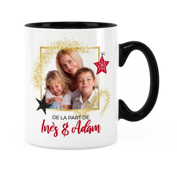 Cadeau tata pour noël | Idée cadeau mug joyeux noël tata au top