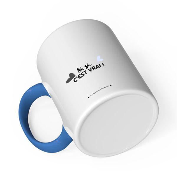 Cadeau tonton | Idée cadeau mug avec prénom tonton gentil