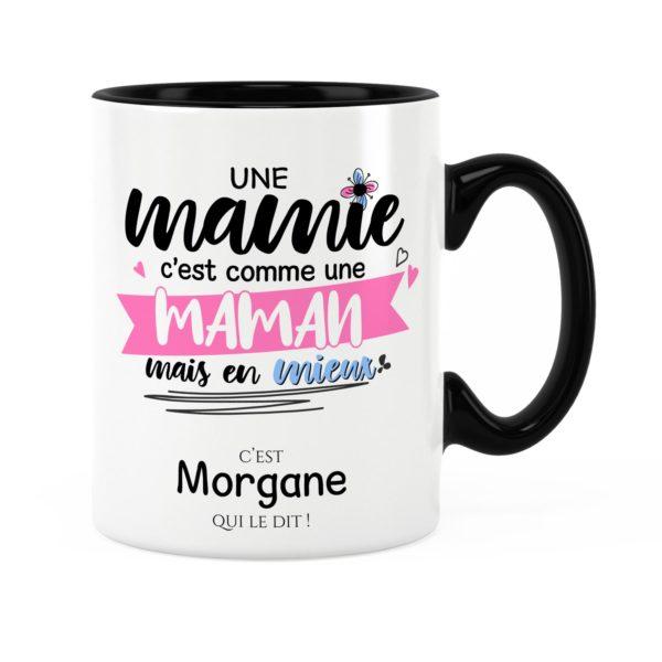Cadeau bonne fête mamie | Mug c'est comme une maman