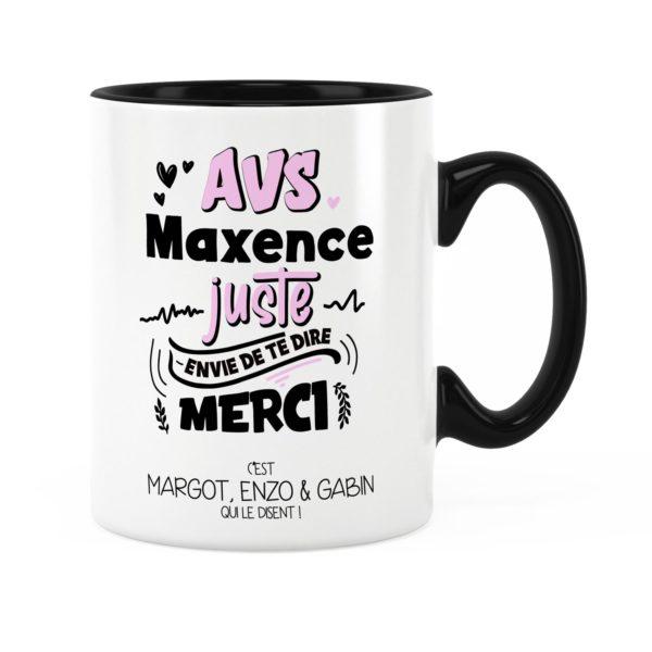 Cadeau pour avs | Cadeau mug avs juste pour te dire merci