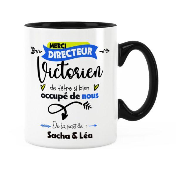 Cadeau pour directeur | Idée cadeau mug pour directeur merci